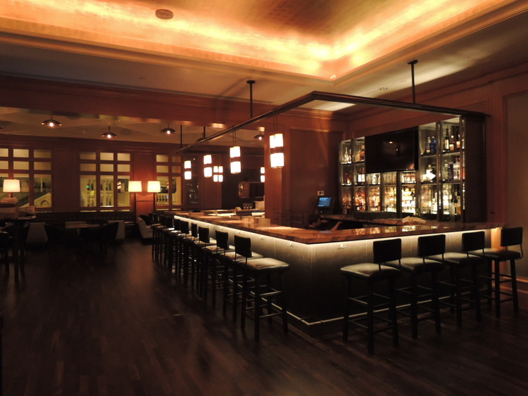 Four Seasons MKT Restaurant, San Francisco — WATT