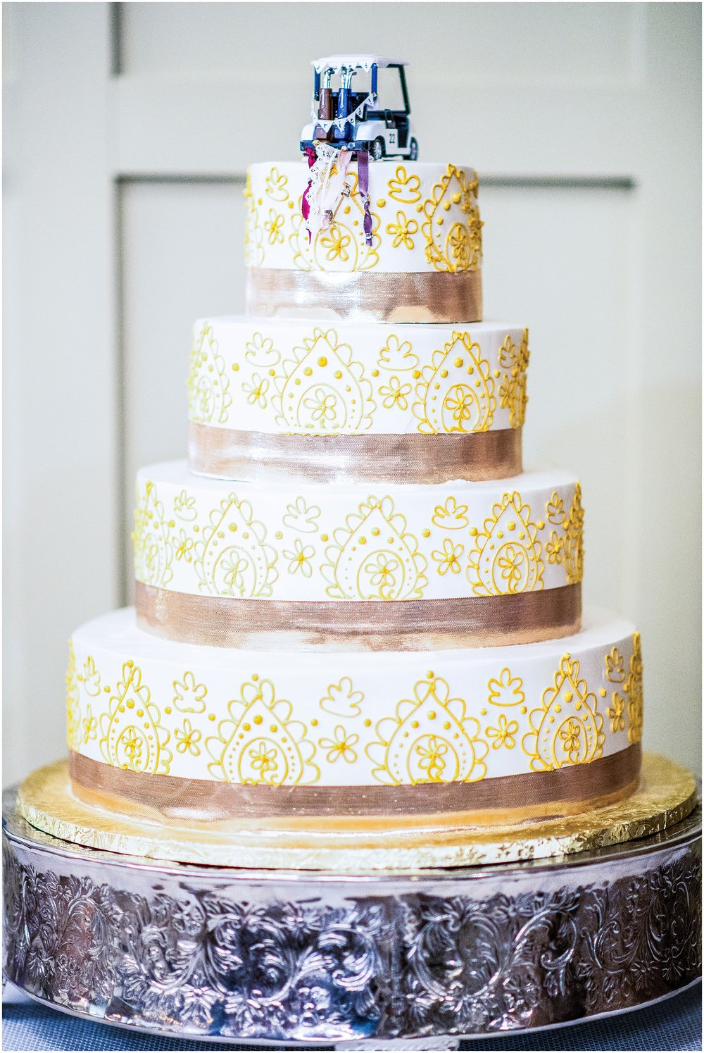 Boston Wedding Cakes