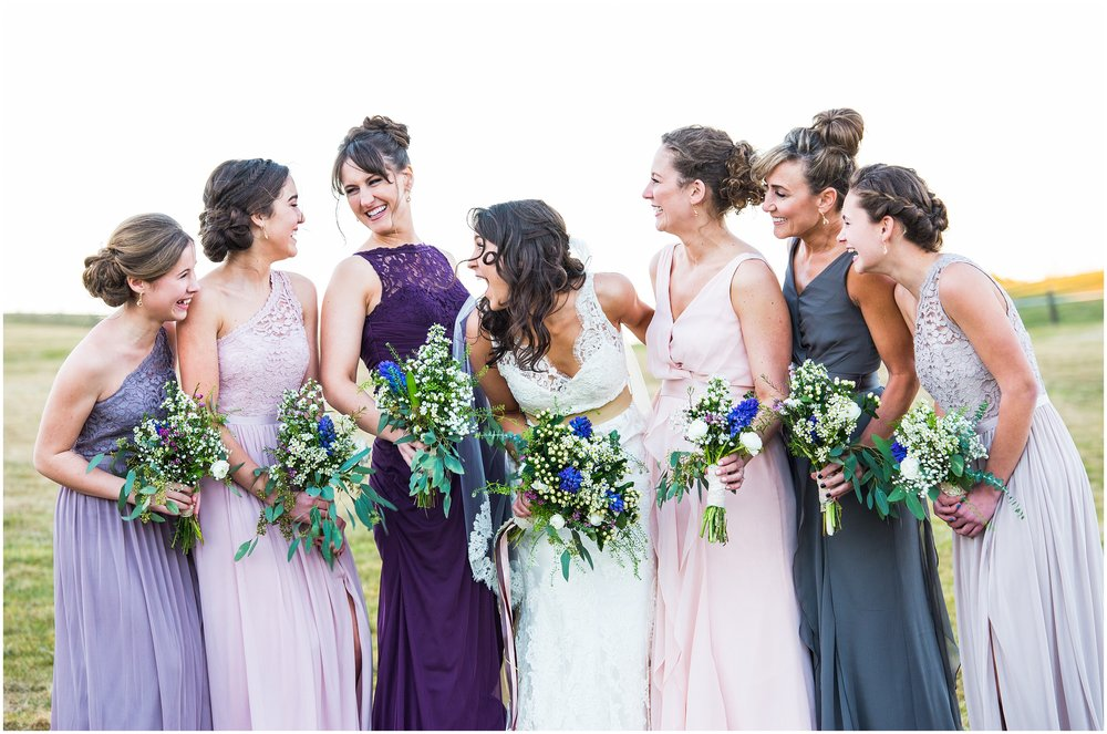 Boston Wedding Photographer | fun bridal party