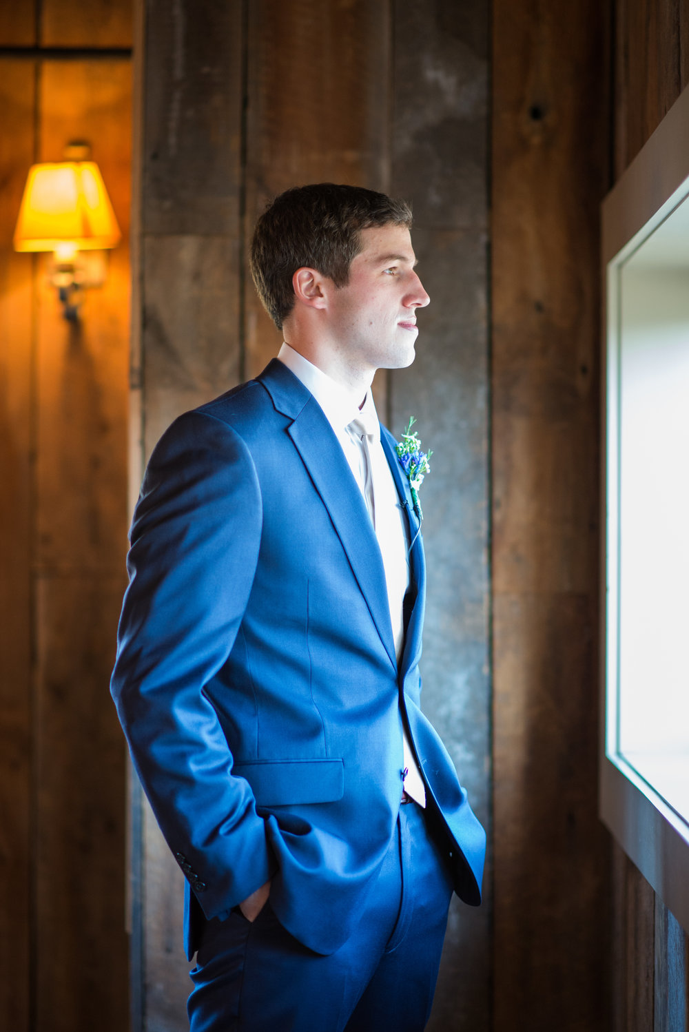 Boston Wedding Photographer | groom