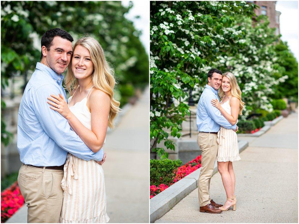 boston engagement photography