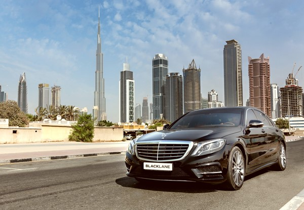 Blacklane provide chauffeur service over 500 airports worldwide.
