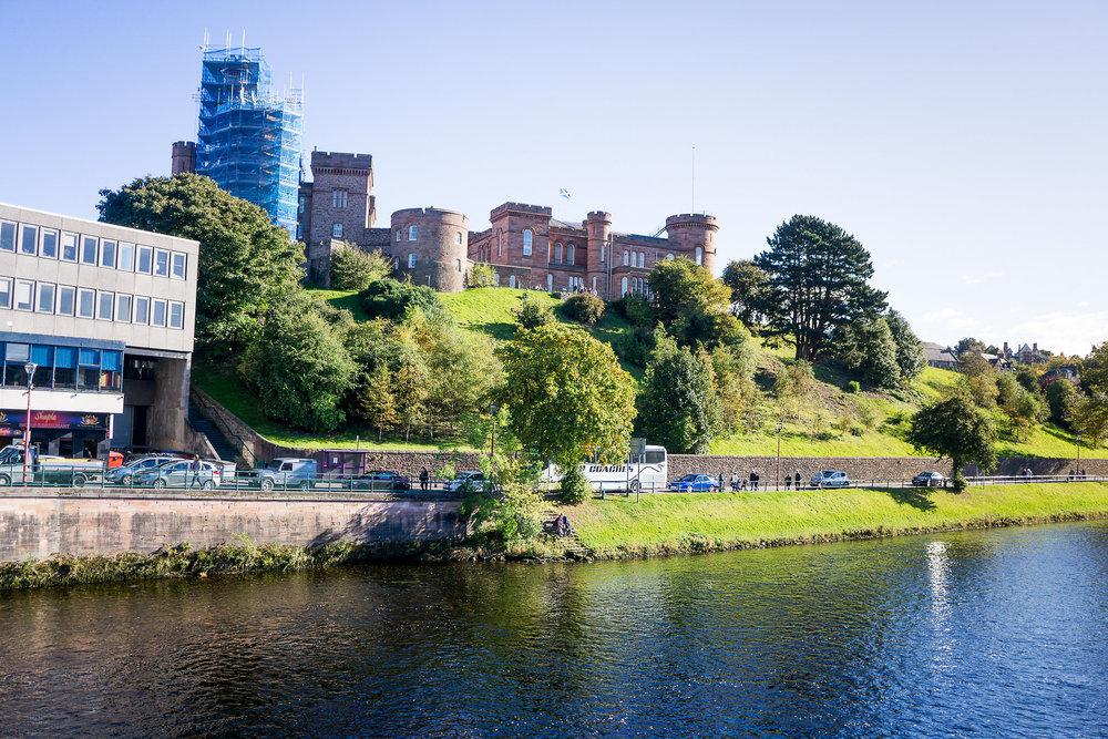 Das Inverness Castle