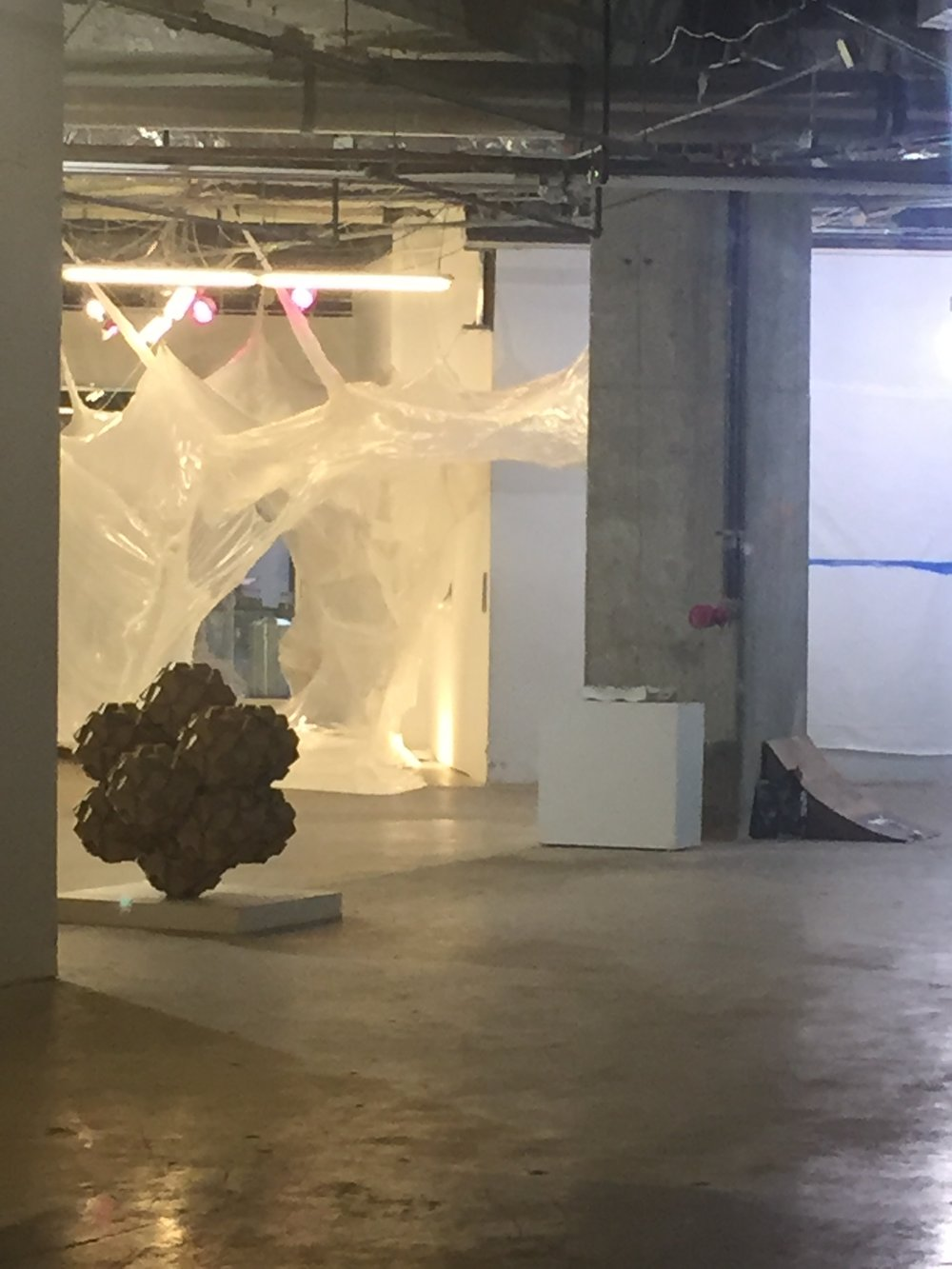 Boxels, Andrew Krahn and Cocoon, Asia Ward