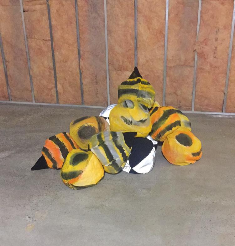 Bees, Paige Dansinger