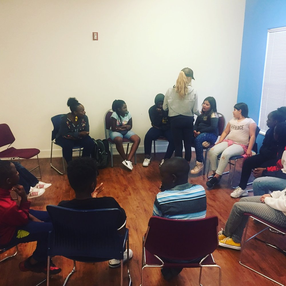Empathy Games with Arts Bridging the Gap & LAPD. Artist in Residence, Los Angeles.