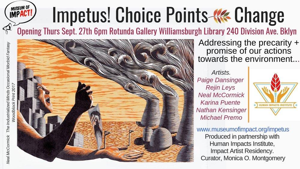 Impetus! Art Exhibit