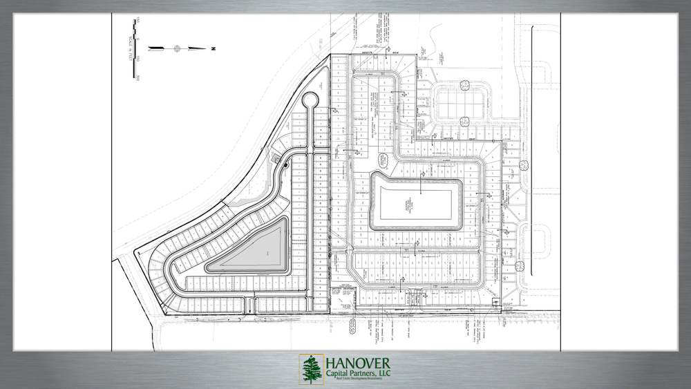 Overstreet Site Plan