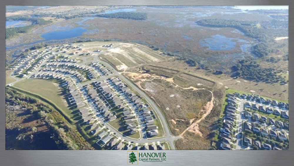 Eagle Pointe Aerial View