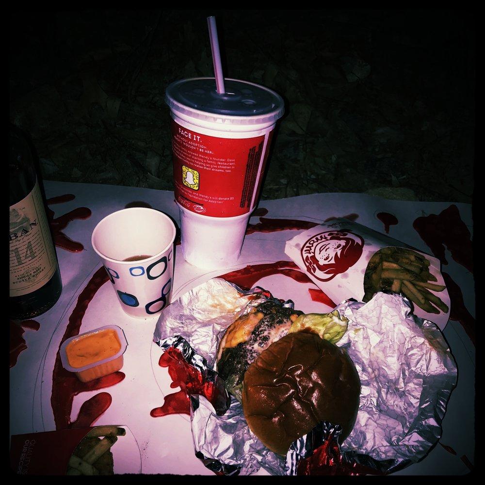 #popuprestaurant #hottestplaceintown #amfeasting #yums