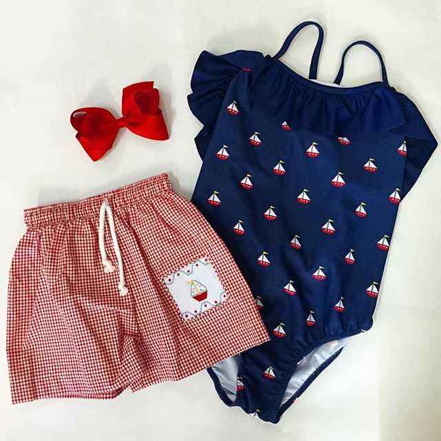 Hooray for the weekend! Come check out all our fun swimsuit pairs. #nashville #childrensboutique #nashvillemom #nashvilleshopping #nashvillekids #shoplocal #shoplocalnashville #childrensclothing #summer #summerstyle #ootd #childrensswimwear
