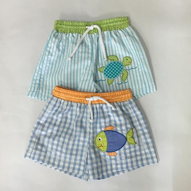 Can you tell we are ready to hit the pool/beach? Loving these @claireandcharlie boys swim trunks! Call to order 615.292.3576. #nashville #childrensboutique #nashvillemom #nashvilleshopping #nashvillekids #shoplocal #shoplocalnashville #childrensclothing #swimwear #summer #summerstyle #boysclothes
