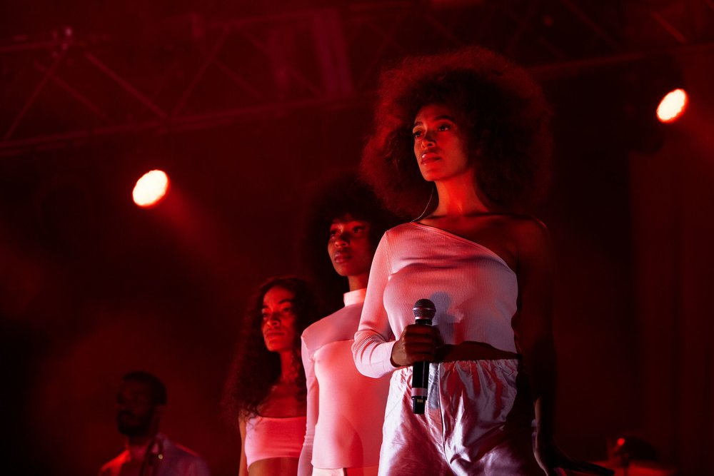 Solange at Okeechobee Music & Arts Festival