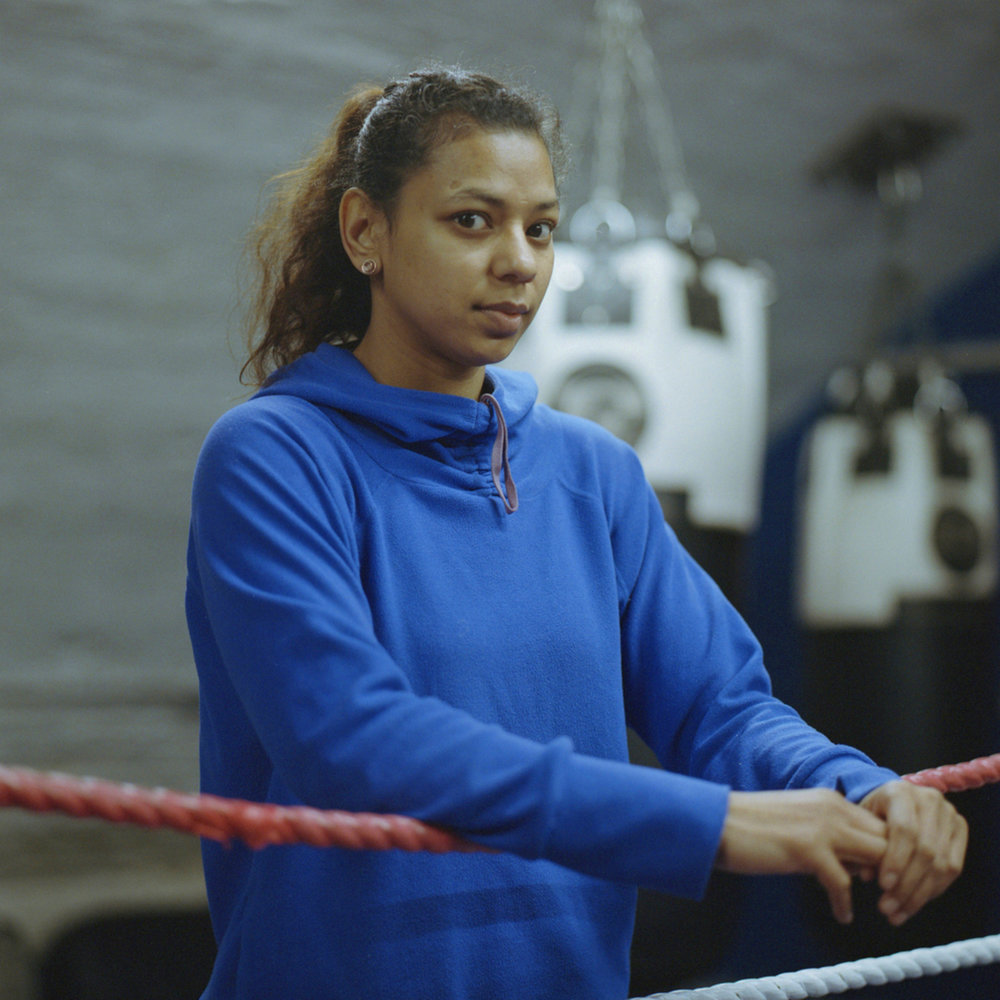 """My friends were saying to me, 'You need to accept this is your life, you have to get this 'western-girl' mentality out of your head'""   A woman caught between two cultures shares the story of her hard-won journey to becoming the British kickboxing and Muay Thai boxing champion  Photo by  T  ori Ferenc"