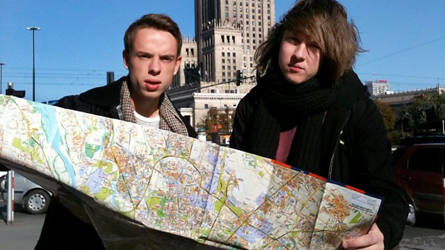International Radio 1: BBC - Jaymo and Andy George set off around the world on clubbing duty, in this episode exploring the musical and social backdrop of Warsaw.