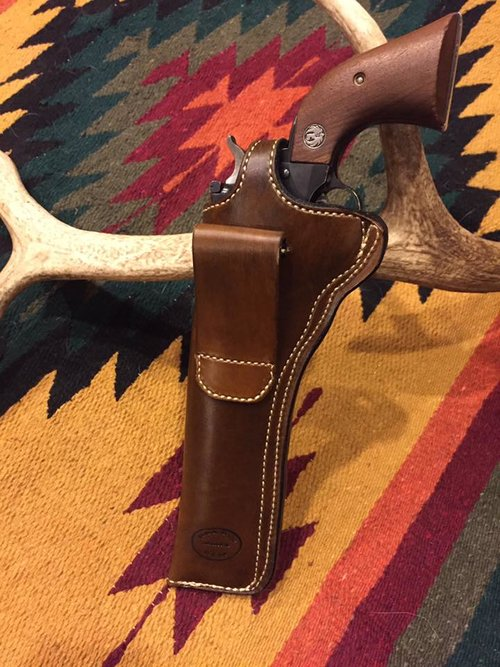 Ruger single six squirrel holster