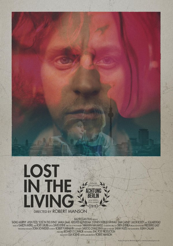 LOST IN THE LIVING / 2014  / 127min / 5K