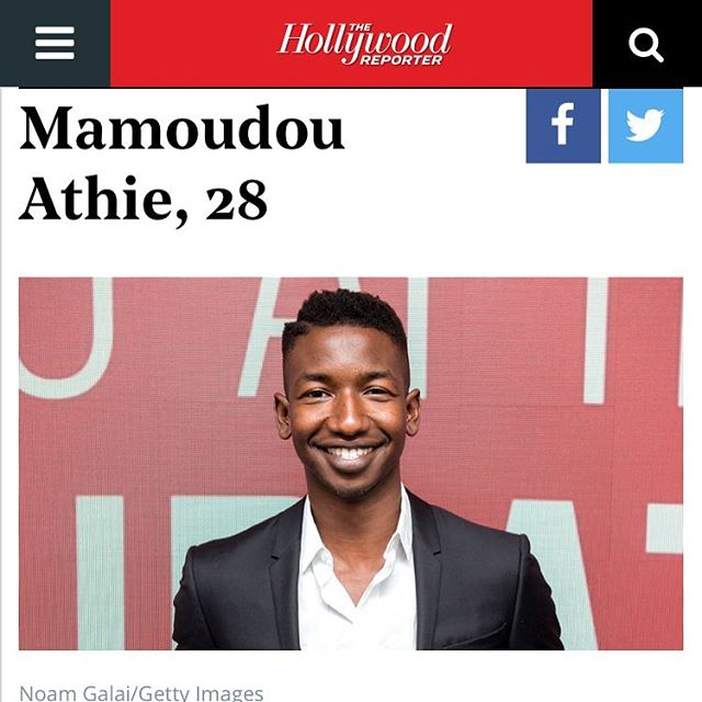 A terrific write-up in the @hollywoodreporter about the best young actors in the game... featuring Watch Room's lead, Mamoudou Athie!  Make sure to check all his work out if you haven't already, and stay tuned for Watch Room in 2018! . . https://www.hollywoodreporter.com/lists/next-gen-talent-2017-hollywoods-rising-stars-35-under-1055922/item/joe-alwyn-next-gen-talent-2017-1055893