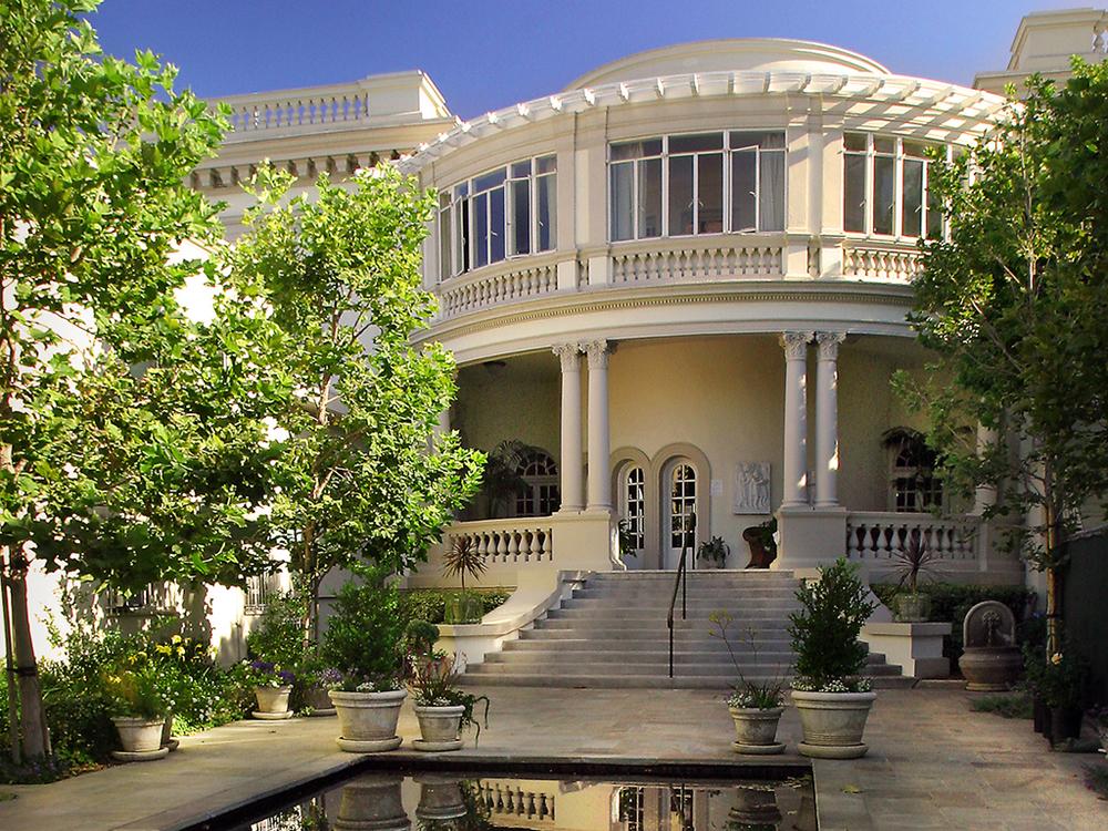 Historic Guasti Villa - Learn More