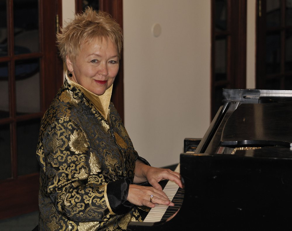 Peace Concert with Merrill Collins, Winner of Peace Award -