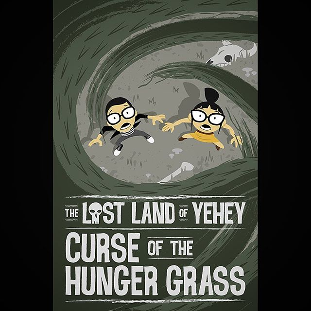So happy to finally share the poster for the first season of Yehey titled, The Lost Land of Yehey: Curse of the Hunger Grass. WeI'll also be posting stills and other previews from the first episode soon, so keep an eye out for them!