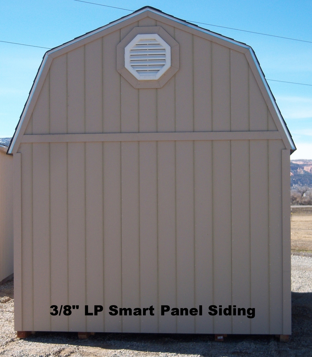 LP Smart Panel Siding & Trim