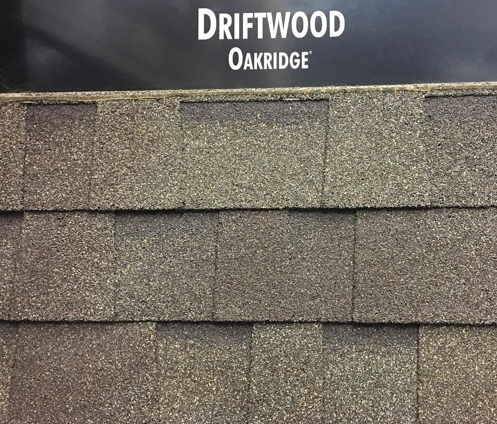 Driftwood Shingles