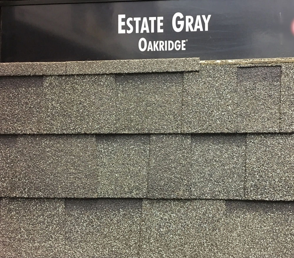 Estate Gray Shingles