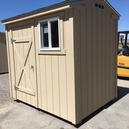 6x8 storage shed - Garden Sheds 6 X 8