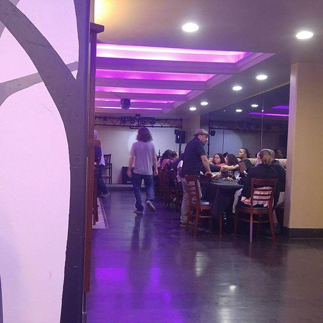 Getting ready for the comedy show!! #shadowsteakhouse #Stockton #stockton209 #insanewayne #club