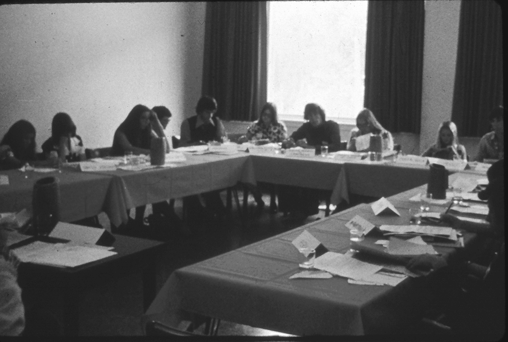Mock Security Council, 1978
