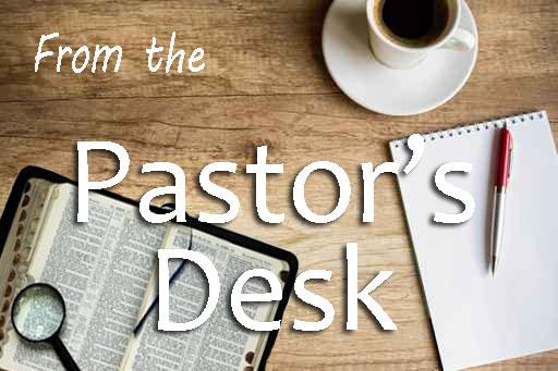 FUMC Pastor Rons Desk El Centro California.jpg