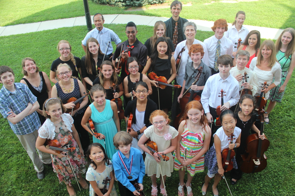 Opus Community Music School is a non-profit organization    Dedicated to enriching our community by providing the highest quality, affordable music lessons to students of every age, ability and background.