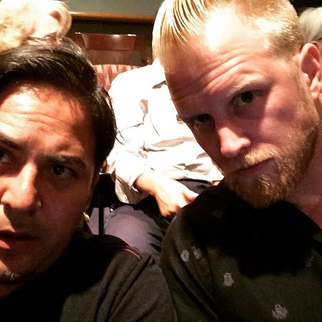 Me and @kintarosalaryman at the Sarah McLachlan concert #nobigdeal