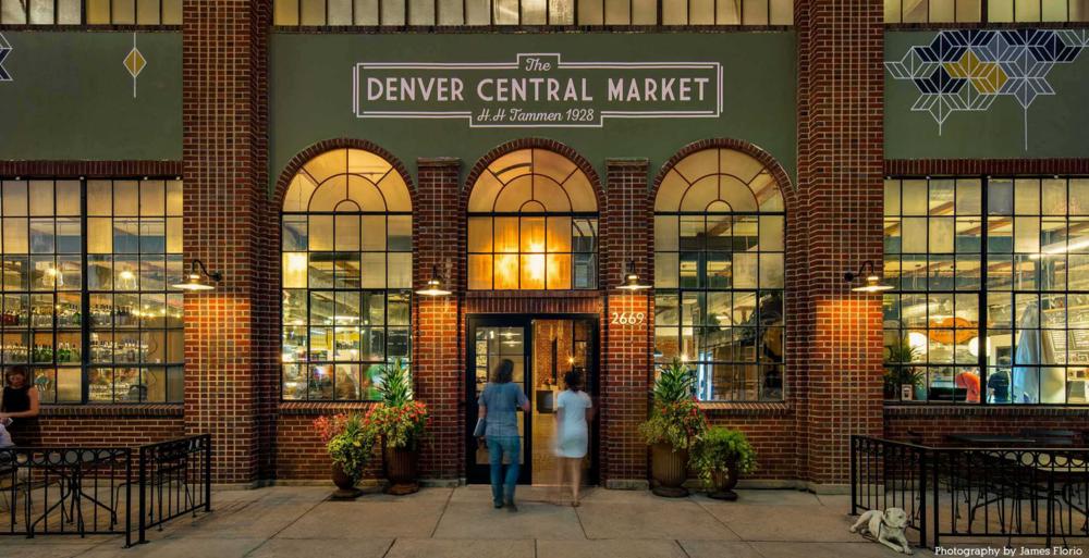 Denver Central Market Interior Design SCOTT KIRKWOOD