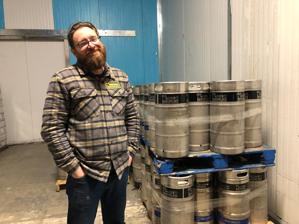 (IA) brewer/owner Jeff O'Neill