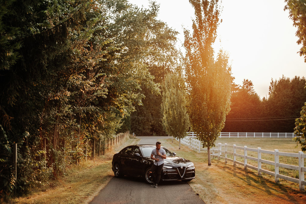 Alfa Romeo Giulia Ad- Rairdon's Alfa Romeo of Kirkland - Lifestyle Car Photography by Element Creative Co--10.jpg