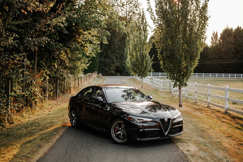 Alfa Romeo Giulia Ad- Rairdon's Alfa Romeo of Kirkland - Lifestyle Car Photography by Element Creative Co--6.jpg