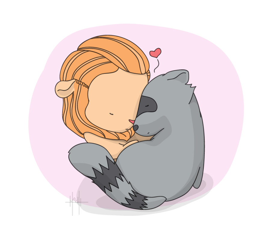 immochiball clexacoon eskimo kisses.jpg