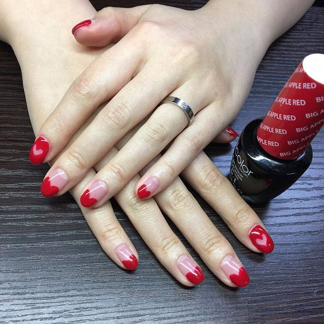 ⋅ #nails #nailswag #nailart #nail #naildesigns #nailstagram #naildesign #nailsoftheday #nailpolish #shellac #bellevueshellac #bellevuenailsalon #bellevue #nailsofinstagram