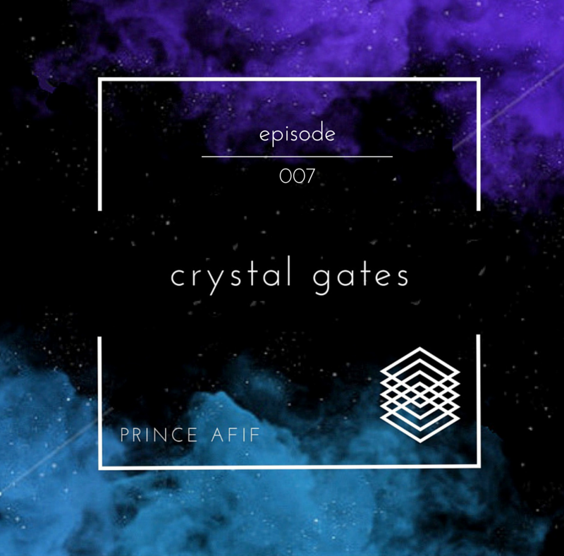 Podcast Episode 007 Extended Set  Tune in to the sixth episode of Crystal Gates as I take you on journeys like no other with music featuring Adriatique, Audiofly, Tale of Us, Bob Moses , Einmusik and many more!