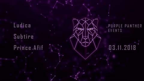 purple halloween prince afif