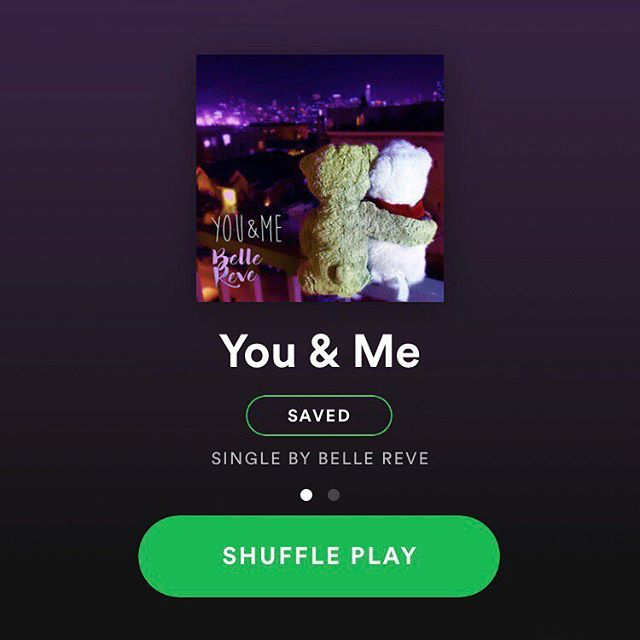 Our new single, You&Me is now streaming everywhere! Despite the title, this one is for the lonely. We can't promise you'll find the one. We can't promise the one even exists, but you'll find someone. And you both will take over the world. [link in bio] . . . #youandme #bellereve #punkpop #punkrock #poppunk #punk #songoftheday #musicoftheday #instasound #rocknroll #newmusic #musiclife #sfpunks #onlyinsf #igerssf #scream #audioloveofficial #musicphoto #wildbayarea #punkband #indiemusic #sfpunk #supportlocalmusic #spotify #applemusic