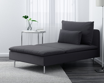 Option 3:  Ikea Soderhamn chaise