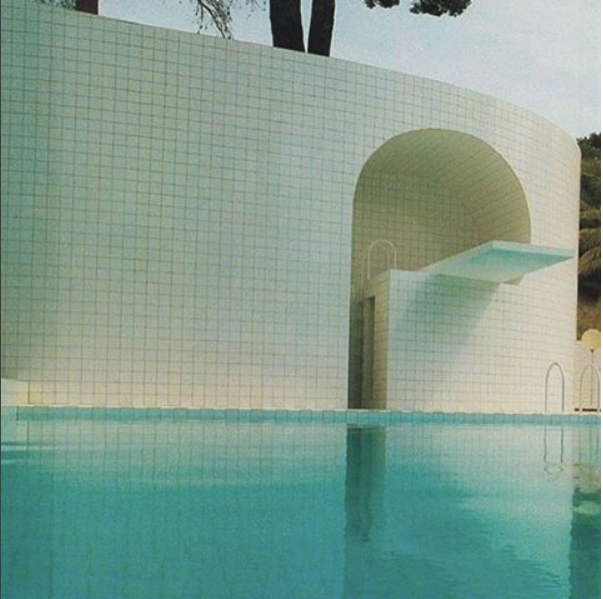 Alain Capelleres pool