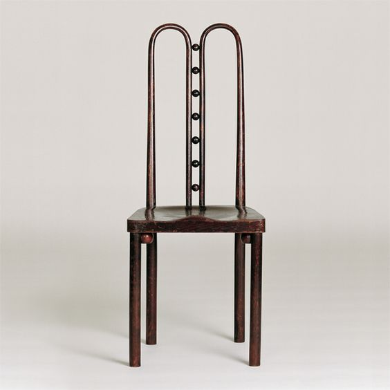 Chair No. 317 by Josef Hoffmann