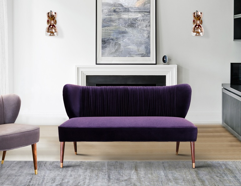 Visconti twin seat, Emotional Brands, via Dering Hall