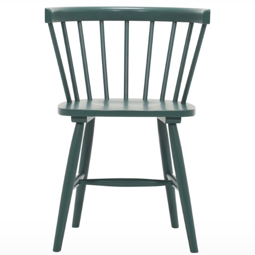 4. Lyla Chair, Green