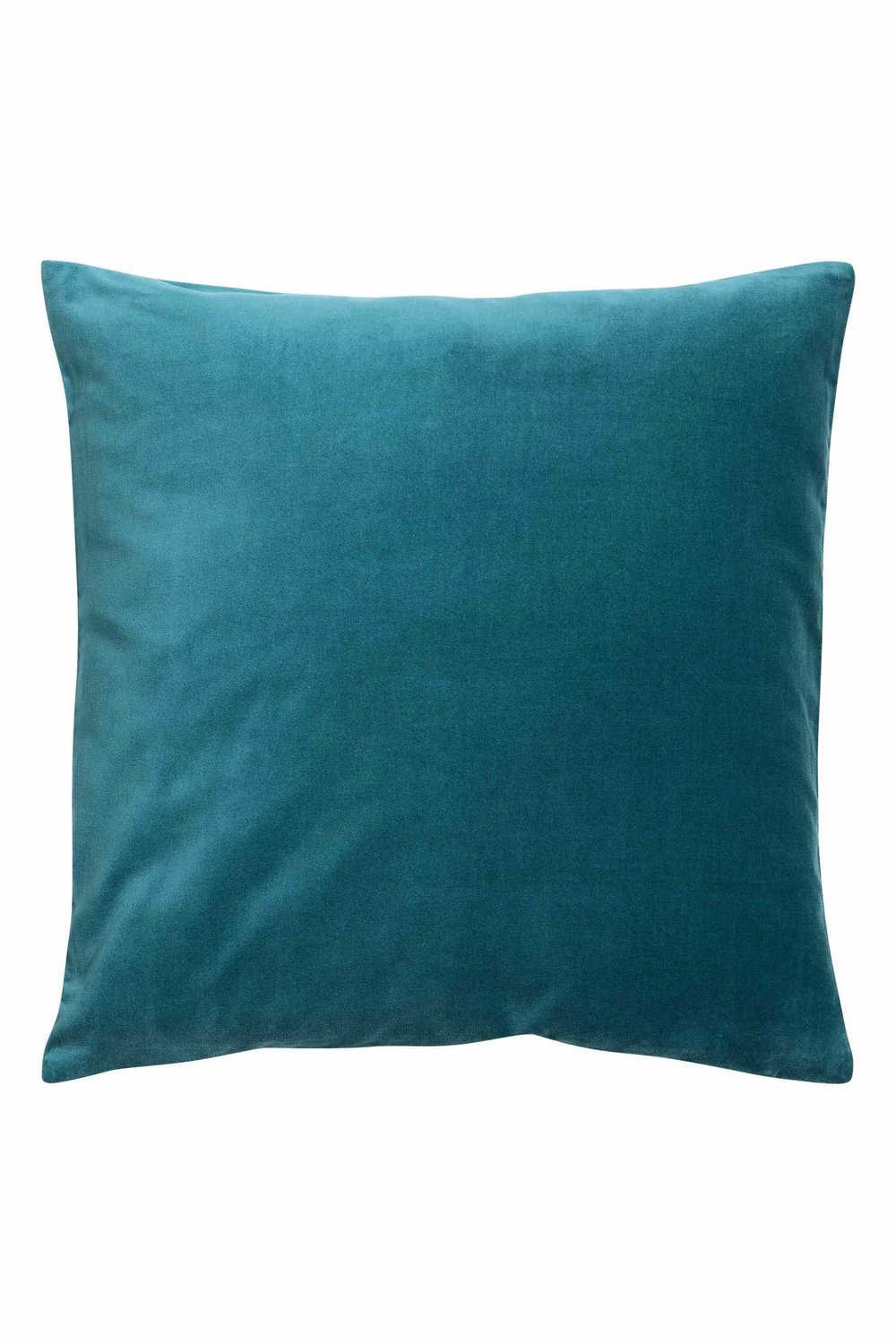 Velvet cushion cover 20in., $13