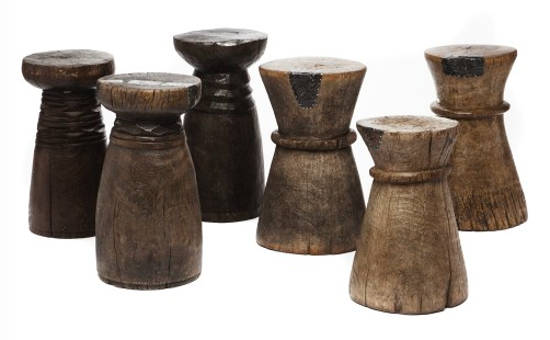 Zimbabwe stools